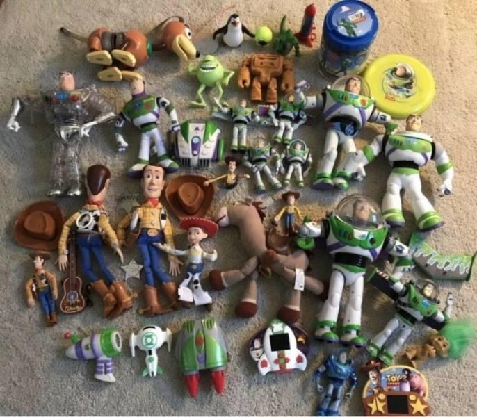 Nostalgic Toys Are Pretty Expensive Nowadays…