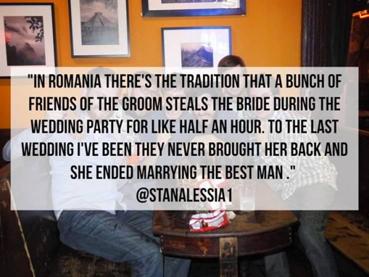 Weddings Fail So Often…