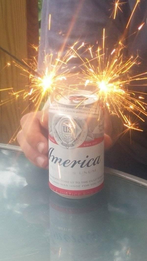 One Word: America