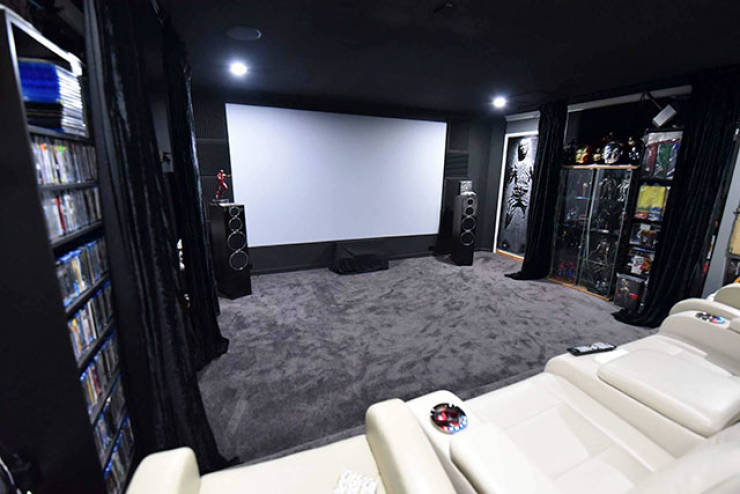 These Man Caves Are Prepared For Quarantine!