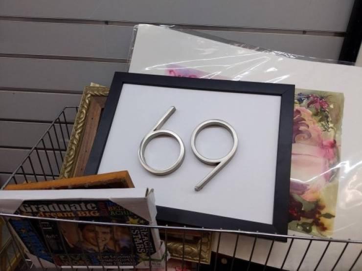 Thrift Shops Are Just Weird