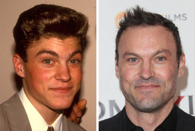 """""""Beverly Hills, 90210"""" Cast After 30 Years"""