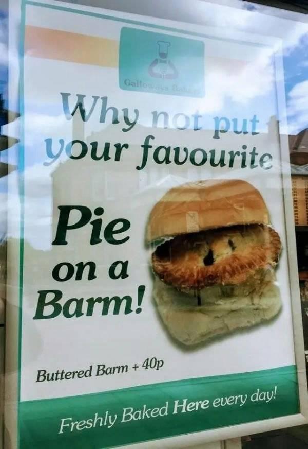 Just British Things…