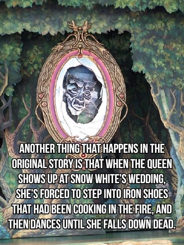 Fairy Tales With A Bit Of Dark Twist