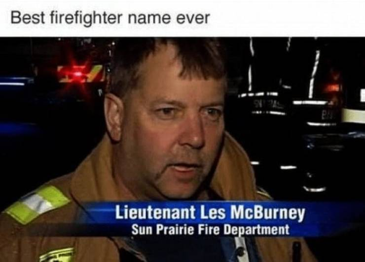 Fight The Fires With These Firefighter Memes!