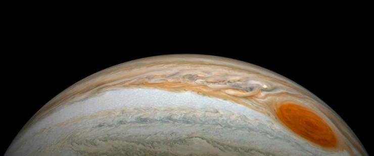 NASA Shows Jupiter Photos Made By Juno Spacecraft