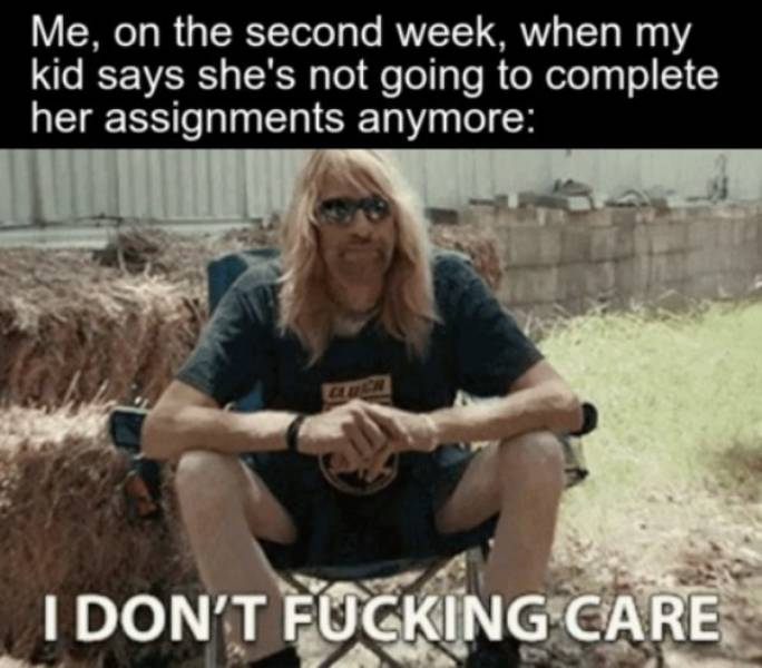 You Will Be Exhausted After These Homeschooling Memes