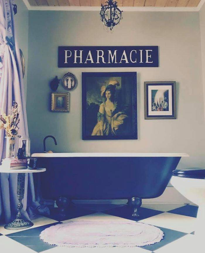 These Are Not Your Standard Bathroom Designs…