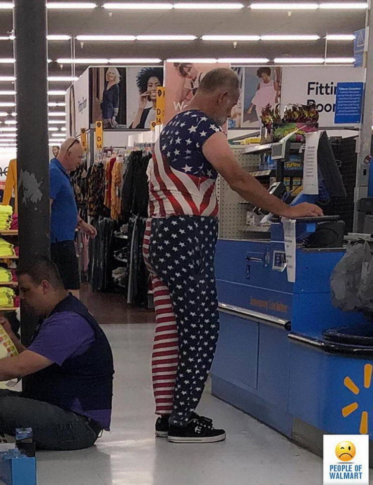 Walmart Customers Don't Care What You Think