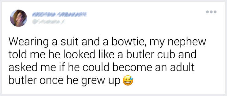 Kids Are Honest. TOO Honest…