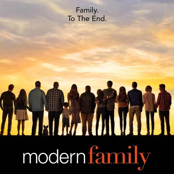 """""""Modern Family"""" Cast, 2009 Vs. Now, After It Ended"""
