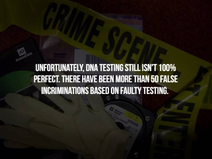Chilling Facts About Forensics