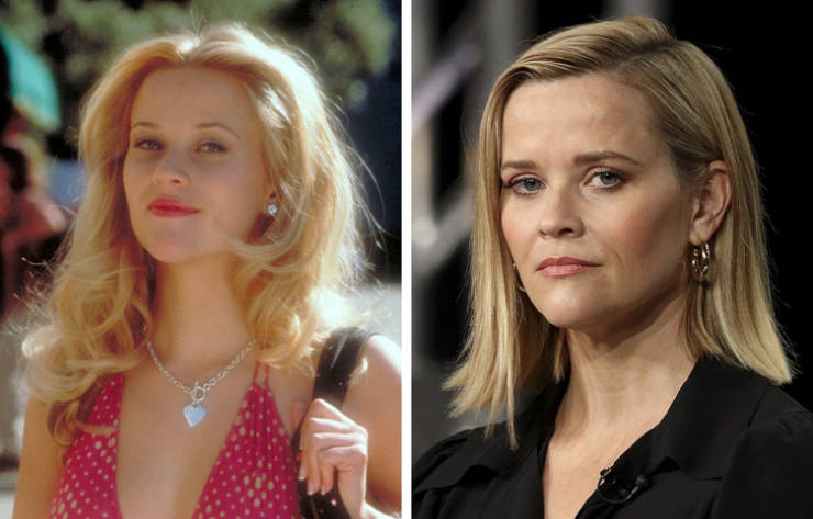 """Legally Blonde"" Cast 19 Years Ago And Now"