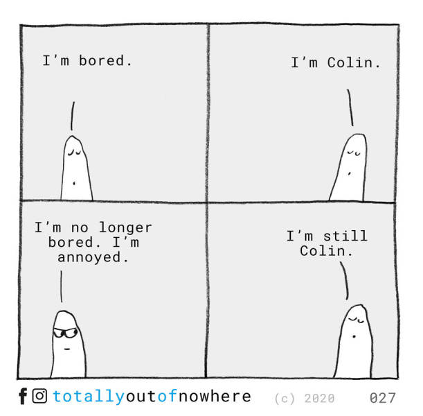 These Comics Are About All Of Us Stuck At Home With Our VERY Close Ones