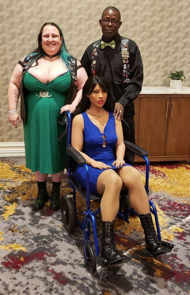 Texan Couple Adds A Sex Robot To Their Family To Spice Up Their Love