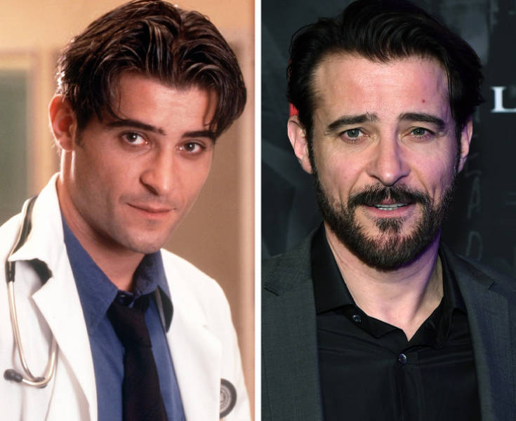 """How Doctors From """"ER"""" Changed Since The '90s"""