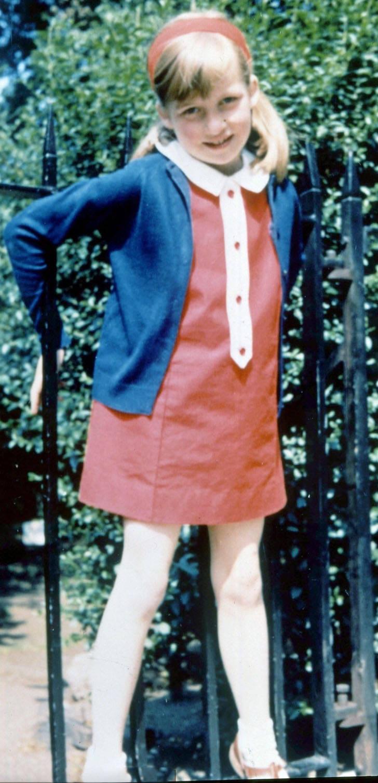 Diana Spencer Before She Became Princess Diana