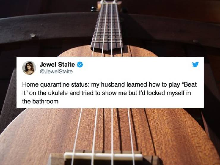 Married Life Escalated During Quarantine…