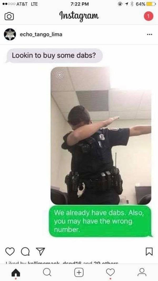 Police Memes Watch Your Every Move