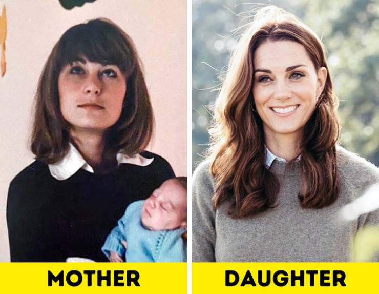 Celebrity Mothers Back When They Were Young