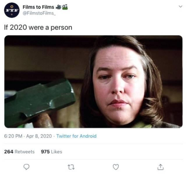 If 2020 Was…