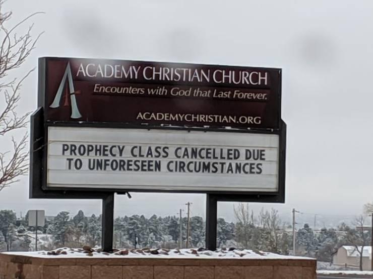 Quarantine In Funny Signs