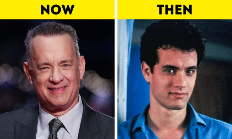 Actors Who Are Over 60 Now, Back When They Were Young