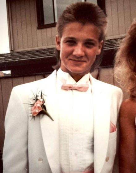 How Celebrities Looked On Their Prom Day
