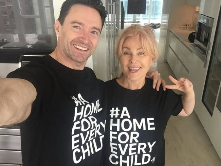 Hugh Jackman And His Wife, Deborra, Celebrate 24 Years Of Marriage, Share Their Secrets