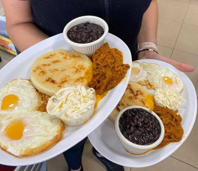 Typical Breakfasts In Different Countries