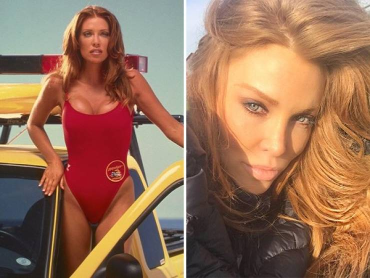"""""""Baywatch"""" Hot Cast After All These Years"""