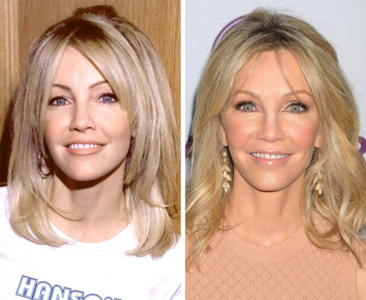 "Cast Of ""Melrose Place"" Back When The Show Started And Now"