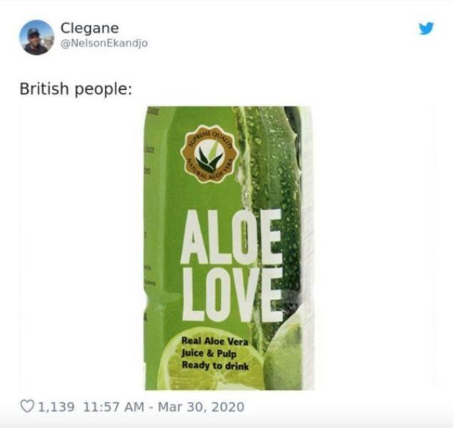 Oi Mate, Some British 'Ere