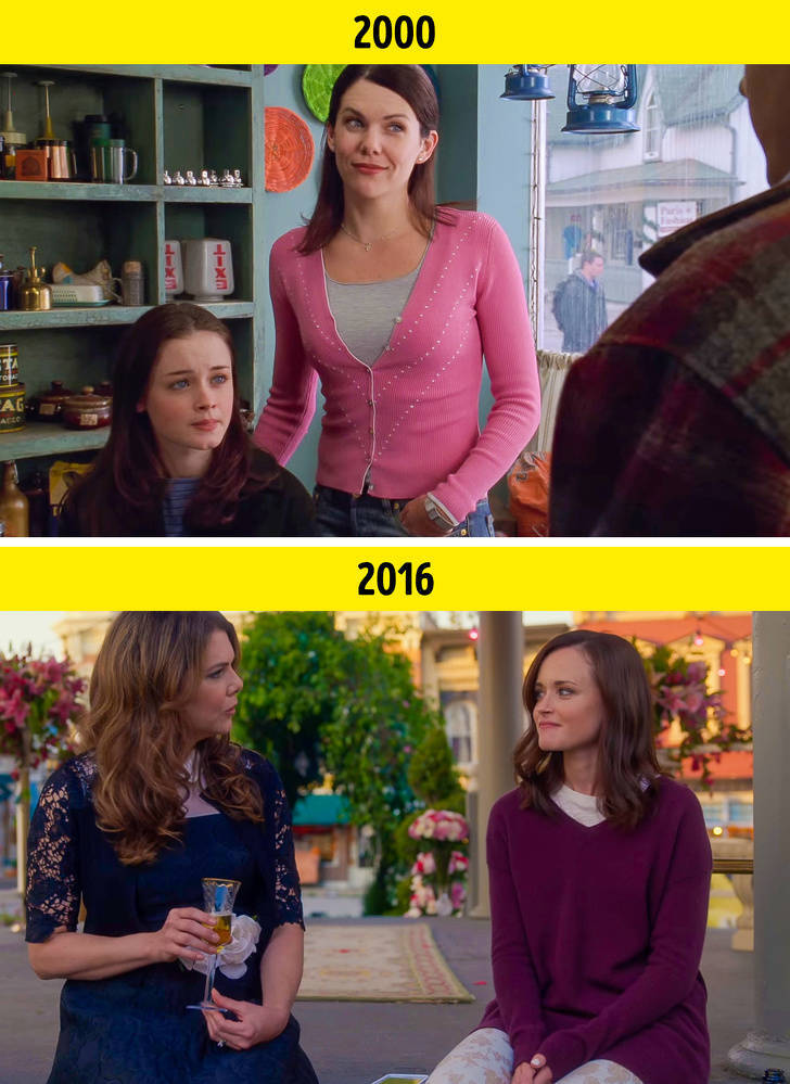 How TV Shows Changed From Their First Episodes To Their Last Ones