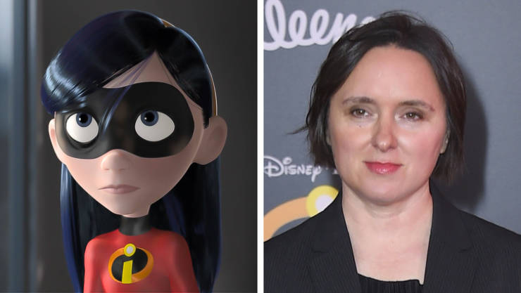 People Behind Cartoon Character Voices