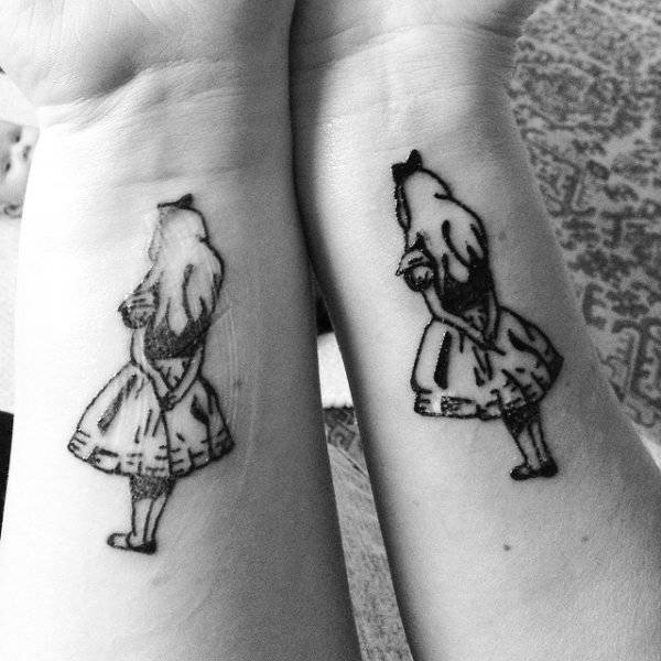 Matching Tattoos That Actually Look Good