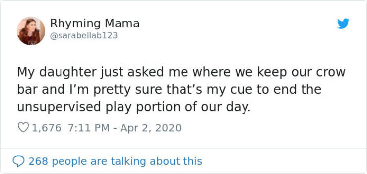 Parenting Tweets Are Rather Active As Of Late