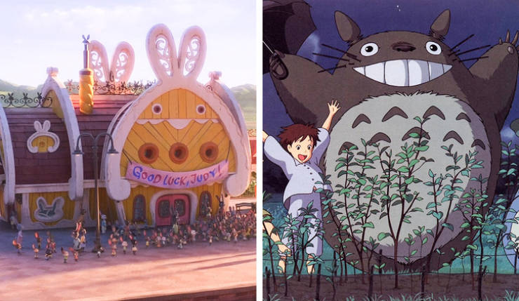 Animated Movies Are Always Full Of Easter Eggs!