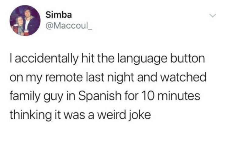 Not Very Smart…
