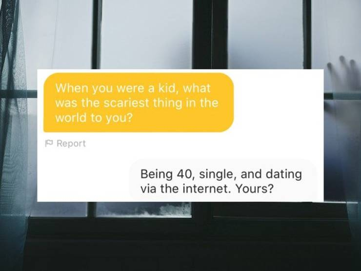 Dating Apps Are A Wild, Wild Place…