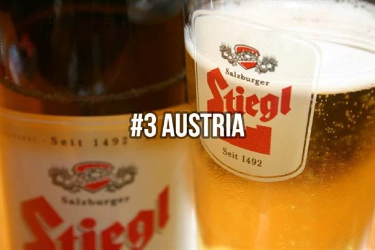 These Are The Most Beer-Loving Countries In The World