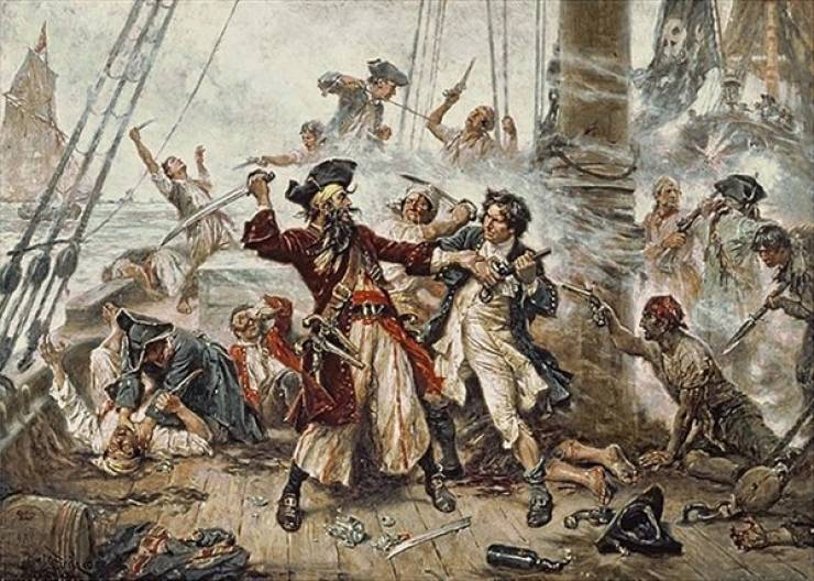 Did You Know These Things About Pirates?