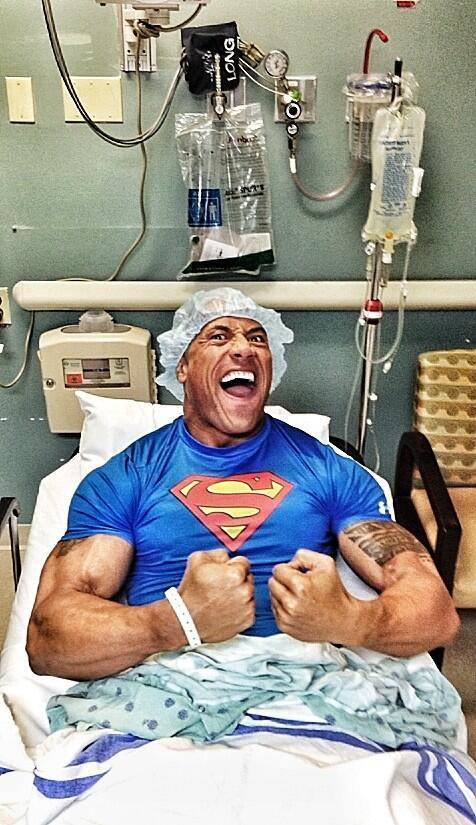 """A Huge Dose Of Dwayne """"The Rock"""" Johnson Awesomeness!"""