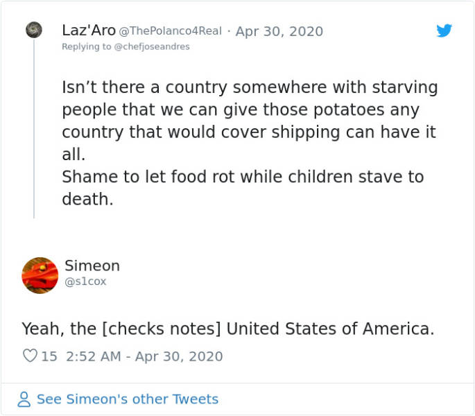 Chef Explains What's Wrong With US Food Industry In Two Photos