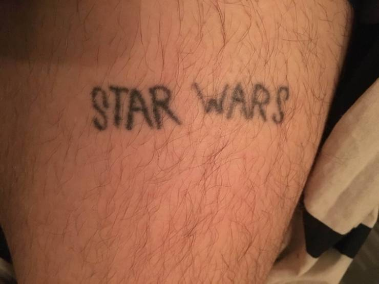 Not The Best Tattoo Choices…
