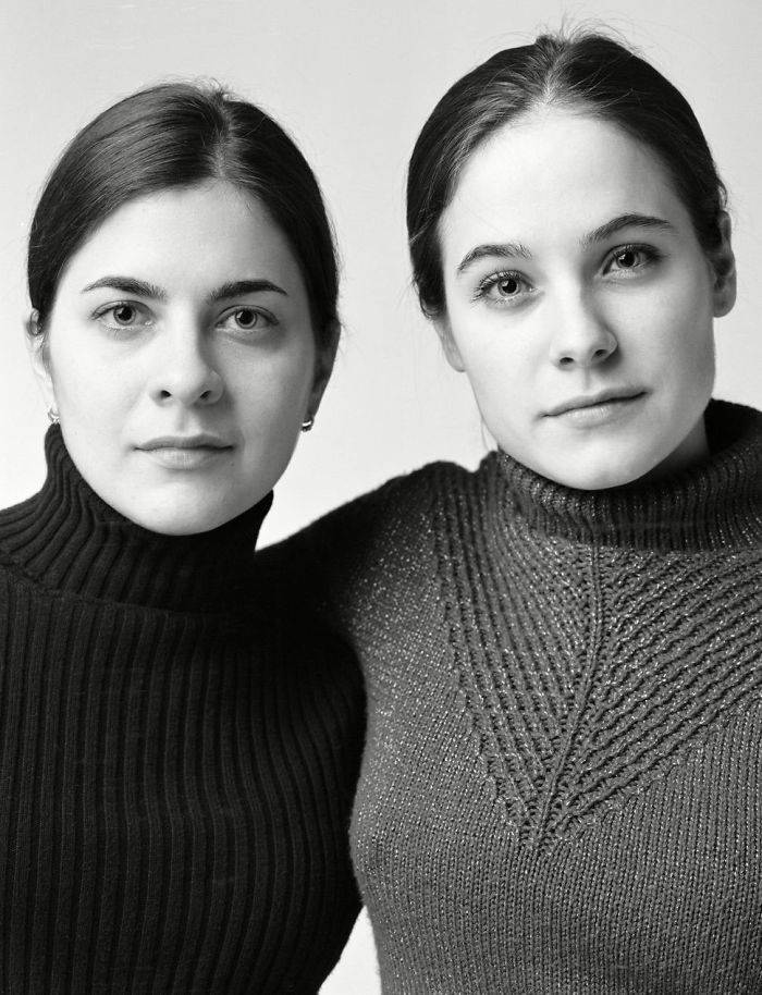 They Are Not Twins, They Are Not Related, They're Just Lookalikes!