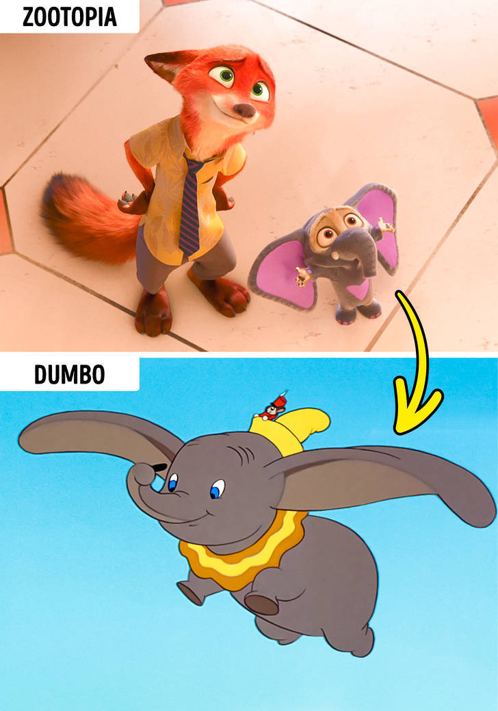 Did You Get These Cartoon References?