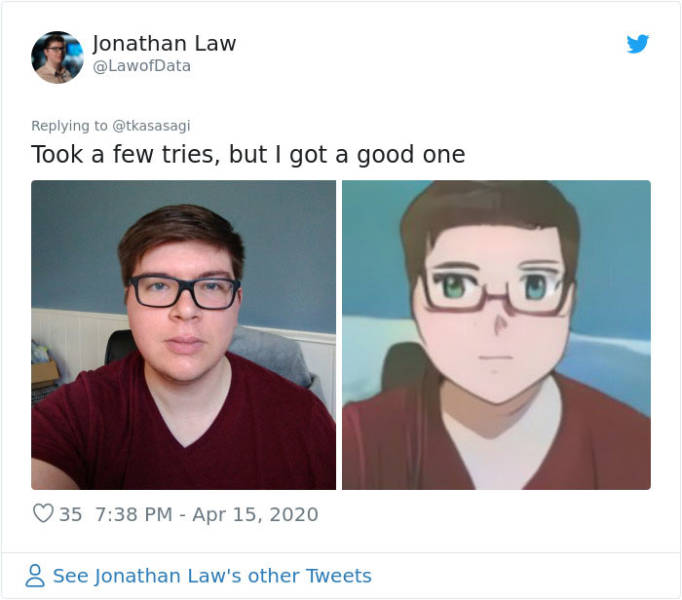 This Website Can Turn You Into An Anime Character