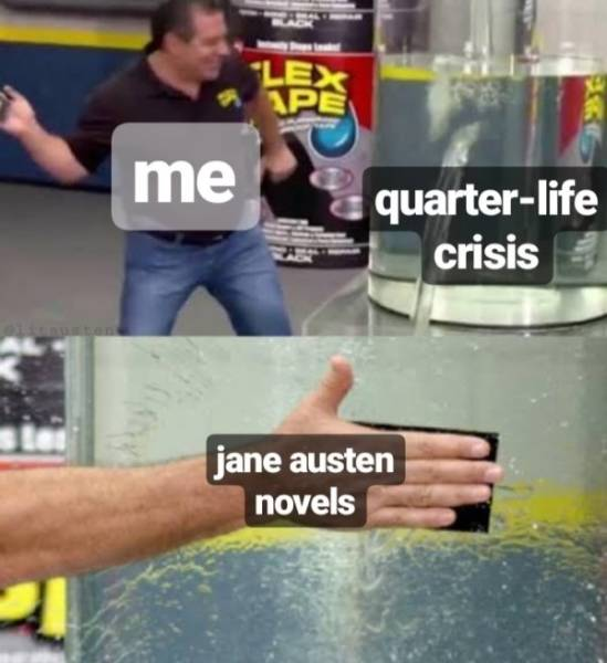 Internet Even Has Memes For Classic Literature Lovers!