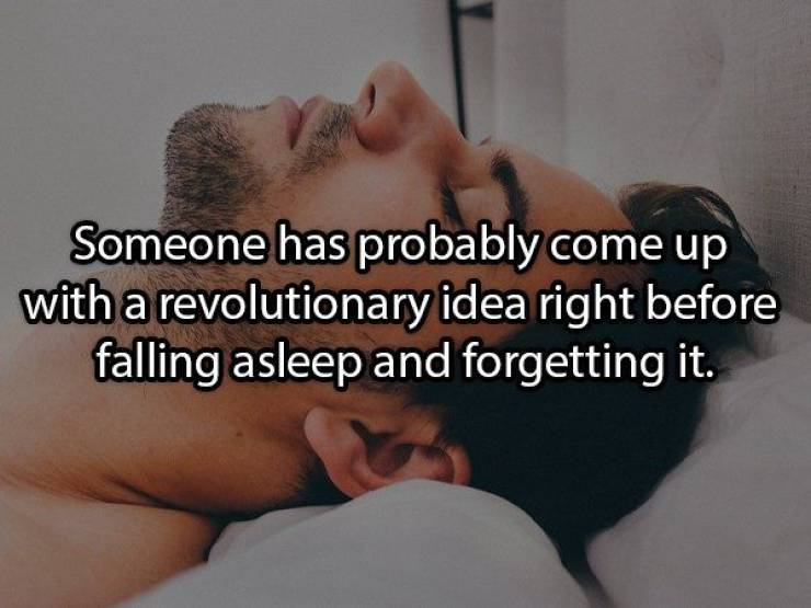 Shower Thoughts Are All Wrong…